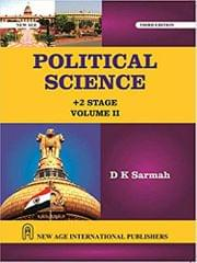 Political Science (+2 Stage) Vol. II