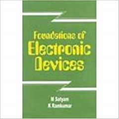 Foundations of Electronic Devices