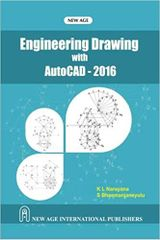 Engineering Drawing by Autocad 2016