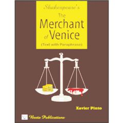 Morning Star Novel The Merchant of Venice (Text With Paraphrase)