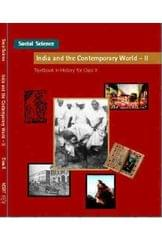 NCERT INDIA & CONTEMPORARY WORLD II - HISTORY FOR CLASS 10