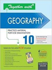 Together With Geography - Support Material for ICSE Exam 2016, Class - 10