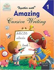 Together With Amazing Cursive Writing - 1