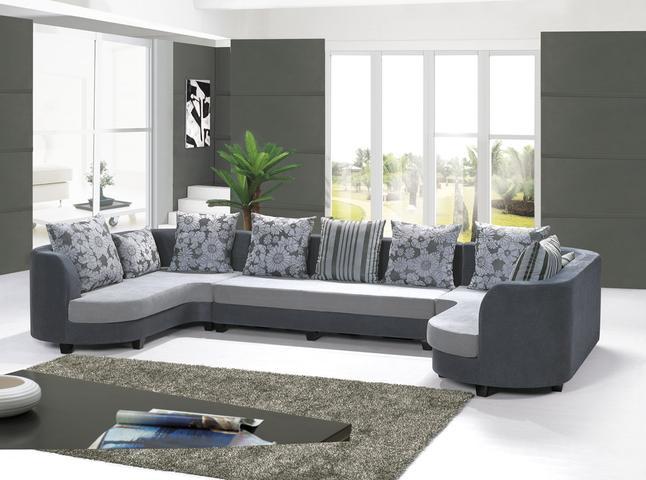 China Modern Fabric Sofa