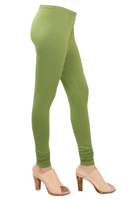 LEGGING PARROT GREEN