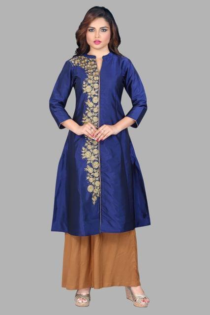 BHUVI NAVY BLUE