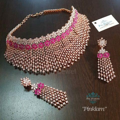 Pinklam Diamond Set