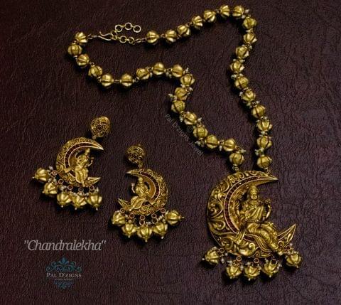 Chandralekha Temple Jewellery