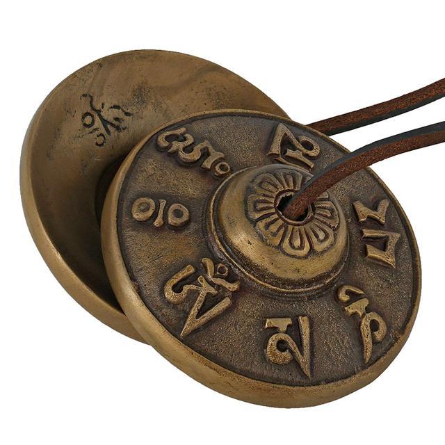 Singing Bowl Indian Musical Instruments Brass Buddhist Meditation ...