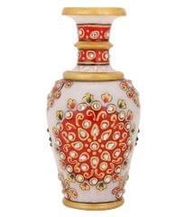 Purpledip Marble Vase / Flower Pot  (10690)