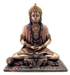 Ram Bhakt BajranjBali Hanumanji Hanuman Hindu God Statue Idol Figurine for Home 10826