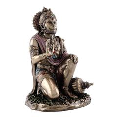 Blessing BajrangBali Hanumanji Hanuman Hindu God Statue Idol Figurine for Home 10828