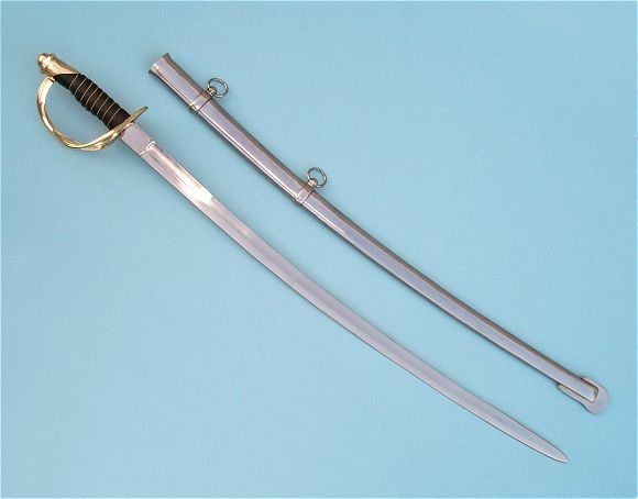 Decorative American Cavalry Sword