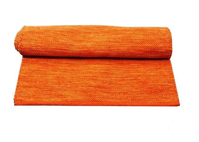 Organic Yoga Mat: Handwoven Thick Anti-skid Cotton Mats Designed for Yogasana, Pranayam, Surya Namaskar or Any Exercise (11369)