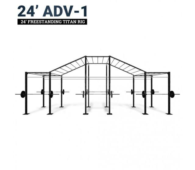 Getrxd 24' Freestanding Rig: Advance_1