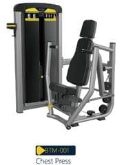 Body Strong BTM Series Chest Press Machine BTM-001