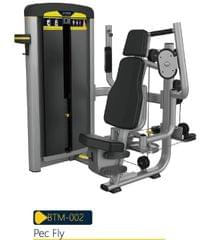 Body Strong BTM Series Pecfly Machine BTM-002