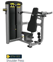 Body Strong BTM Series Shoulder Press BTM-003