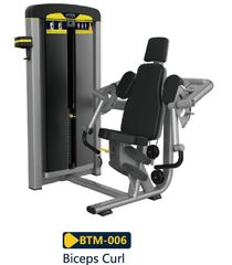 Body Strong BTM Series Biceps Curl BTM-006