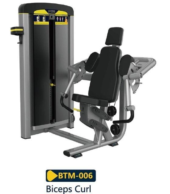 Body Strong BTM Series Biceps Curl BTM-006