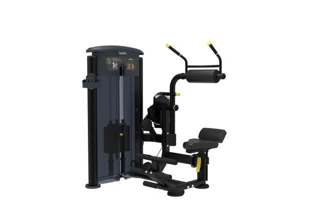 Impulse Fitness IT9534   BACK EXTENSION / ABDOMINAL