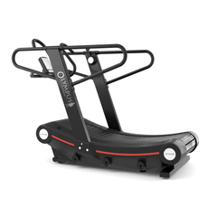 OLY023 CURVED DECK TREADMILL