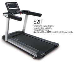 S21T CARDIO FITNESS COMMERCIAL USE TREADMILL