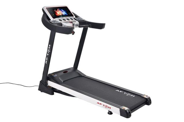 Afton BT20  Motorised Treadmill with Auto Lubrication and 7 Inch TFT Hand Touch Screen With WIFI