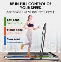 Tready™  The Smart Treadmill