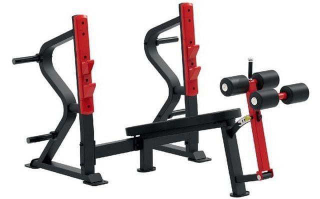 Fitness SL7030 Olympic decline bench press
