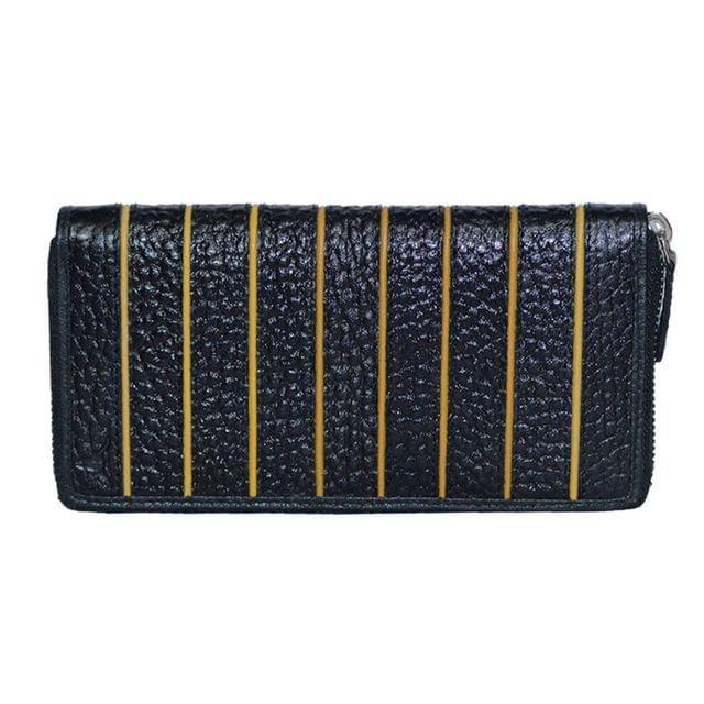 Hidekraft   Genuine Leather  women's Wallet, LDBRDU0519, Brown