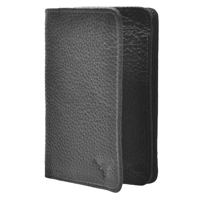 Hidekraft Leather Card Holder ,CHBLPU1069 Black