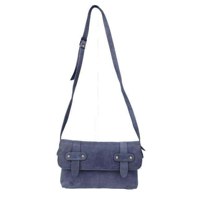 Hidekraft Women's Sling Bag, HKLBGY1096 Grey
