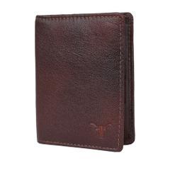 Hidekraft Leather Card Holder, CHBRPU0417 Brown