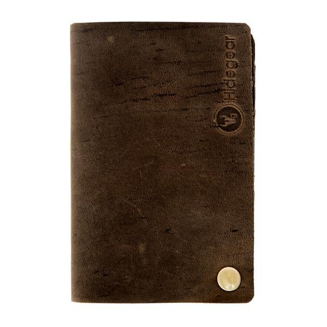 Hidegear Leather Card Holder ,CHBRPU2023H Brown