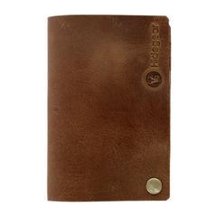 Hidegear Leather Card Holder ,CHTNPU2023H Tan