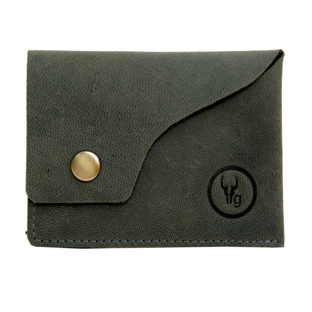 Hidegear Leather Card Holder ,CHGYPU2024H Grey
