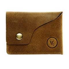 Hidegear Leather Card Holder ,CHOLPU2024H Olive