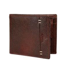 Hidekraft Leather Wallets For Men ,WLBRDU0355 Brown