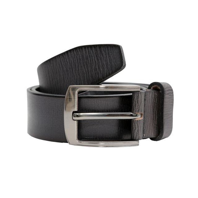 Hidekraft Genuine Leather Mens Casual Belt, BTCABL0100 Black