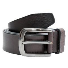 Hidekraft Genuine Leather Mens Casual Belt, BTCABR0100 Brown
