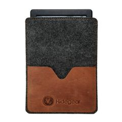 Hidegear Genuine Leather Sleeve Case for Kindle all variants,HGKCTG0300 Tan