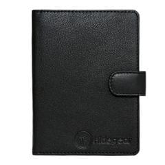 Hidegear Genuine Leather Flip Case Cover for Kindle,HGKCBL0303 Black