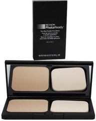 Revlon Photo Ready 2 Way Powder Foundation Medium Bege -006 Compact - 10.5 g  (Medium Bege)