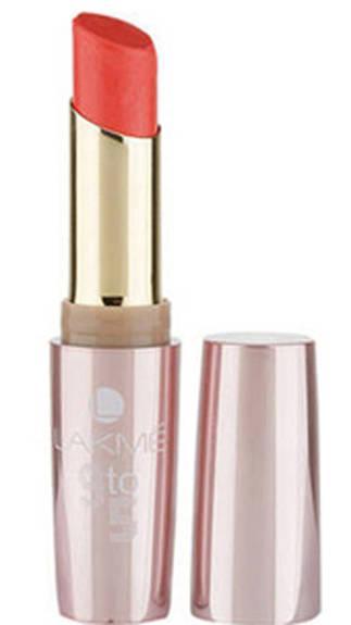 Lakme 9 To 5 Matte Lip Color Vermilion Fired MR6 3.6 g