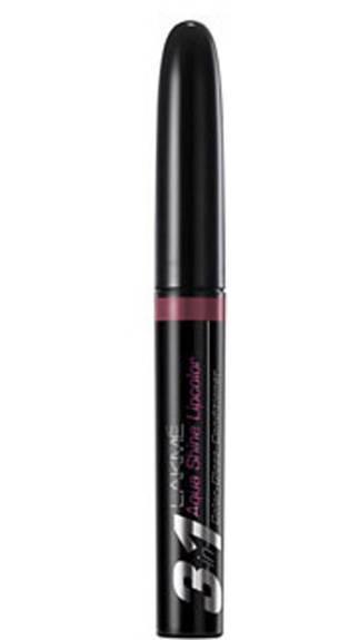 Lakme 9 To 5 Aqua Shine Lip Color Wine 2.55 ml