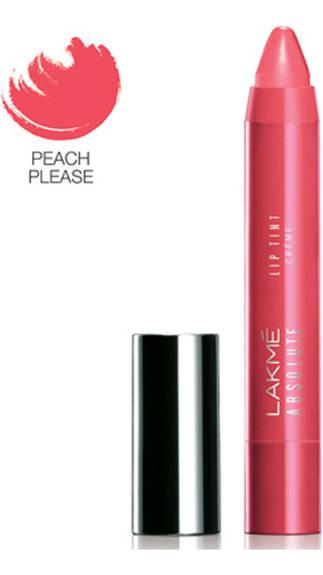 Lakme Absolute Lip Pout Creme Peach Please Lip Color