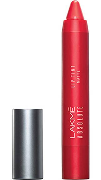 Lakme Absolute Lip Pout Matte Starlet Red Lip Color