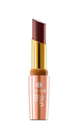 Lakme 9 To 5 Matte Lip Color Mauve Paced M3 3.6 g