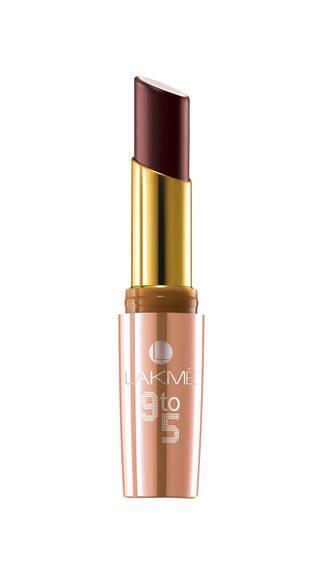 Lakme 9 To 5 Matte Lip Color Pink A-ggressive MP6 3.6 g